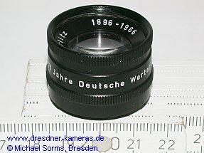 "4d5d93e3e612 Meyer-Optik Görlitz 1896-1966 ""70Jahre Deutsche Wertarbeit"" ..."