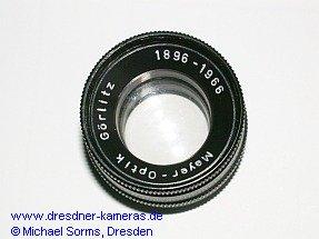 """15a9e96586d1 ... Meyer-Optik Görlitz 1896-1966 """"70Jahre Deutsche Wertarbeit"""""""