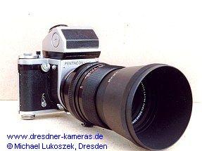 Carl Zeiss Flektogon 1:4 50mm Aus Jena Objektiv Für Pentacon Six Hohe QualitäT Und Preiswert Analoge Fotografie