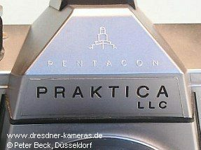Praktica LLC (chrom)
