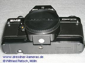Praktica BMS (Produktion 1992, #2112922)