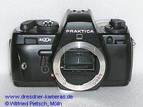 Praktica BX 20 H - Halbformatkamera (Serienproduktion von 89 Stück zwischen 1992 und 1996)