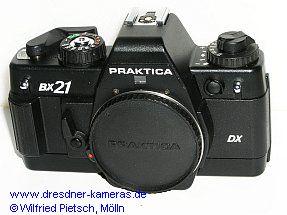 Praktica BX 21 DX (Prototyp von 1989 #9700811)