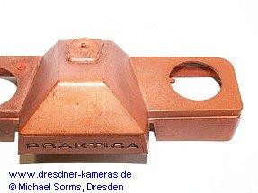 Deckkappe mit Kupferbeschichtung