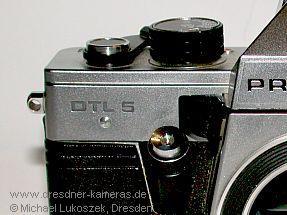 Praktica DTL 5 #234983 mit Tessar 2,8/50 - ein Vorserienmodell der Praktica MTL 50, das mit dieser Bezeichnung nicht in Serie gebaut wurde