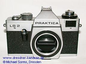 Praktica LB 2 (Version ohne Vorlaufwerk)
