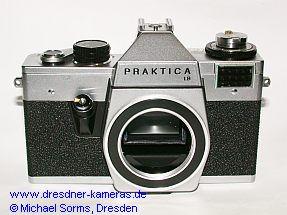 Praktica LB (Version ohne Vorlaufwerk)