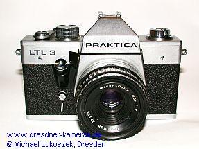 Praktica LTL 3 (Version mit Vorlaufwerk)