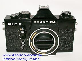 Praktica PLC 2 (schwarze Version)