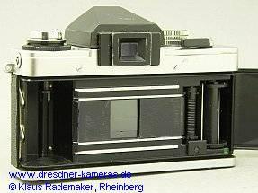 Praktica VLC 2 (hier eine in Kleinserie gefertigte Halbformatvariante)