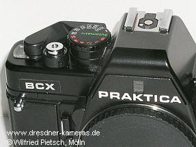 Praktica BCX black (Praktica BC 1)