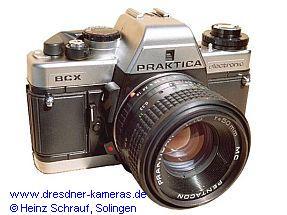 Praktica BCX chrome (Praktica B200)