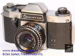 Cavalier SLR II (Praktica nova I)