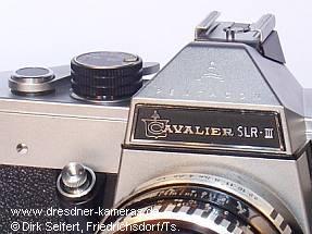 Cavalier SLR III (Praktica L)