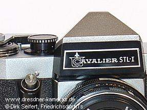 Cavalier STL I (Praktica super TL)