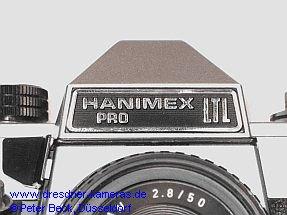 Hanimex Pro LTL