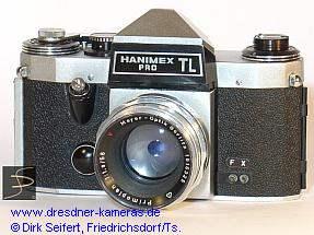 Hanimex Pro TL (Praktica super TL)