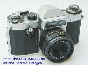 PORST FX 4 (Praktica nova PL I B)