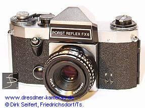 PORST Reflex FX 6 (Praktica super TL)