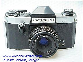 PORST reflex FX 3 (Pentaflex SL)