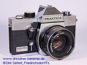 Praktica autoreflex S-TL (Praktica LTL)