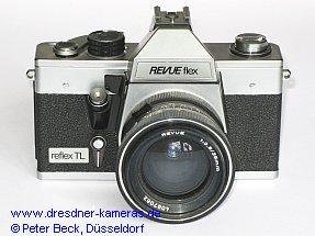 REVUE flex reflex TL (Praktica LTL)