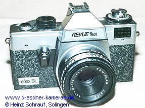 REVUE flex reflex BL (Praktica LB)