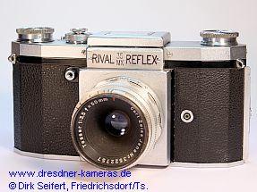 RIVAL 35 MX REFLEX  (Praktica FX)