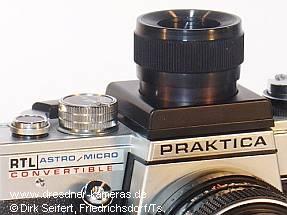 Praktica RTL Astro/Micro Convertible (Praktica VLC 2)