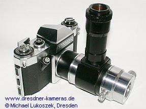 Praktica mikroskop